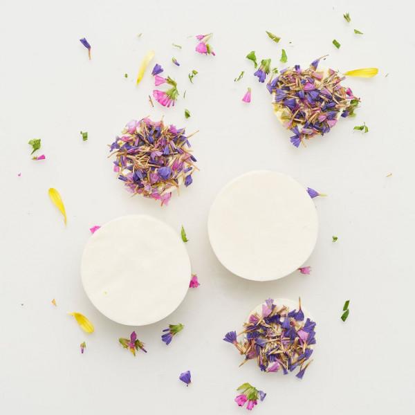 MUNIO SKINCARE Natürliche Seife - Geschenkbox - Wildblume