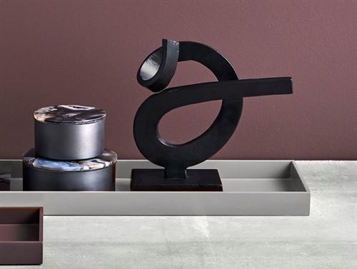 MOJOO TWINE Skulptur
