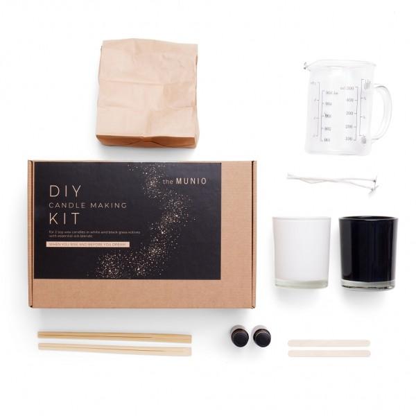 MUNIO CANDELA DIY VITALE candle making kit - Kerzenstudio